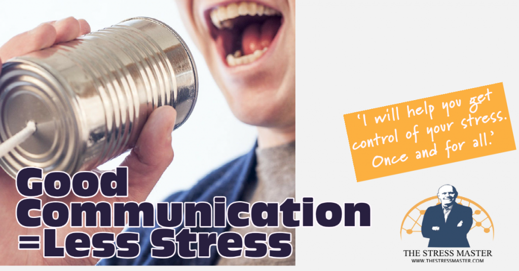 Stress and The Importance of Good Conversation 7