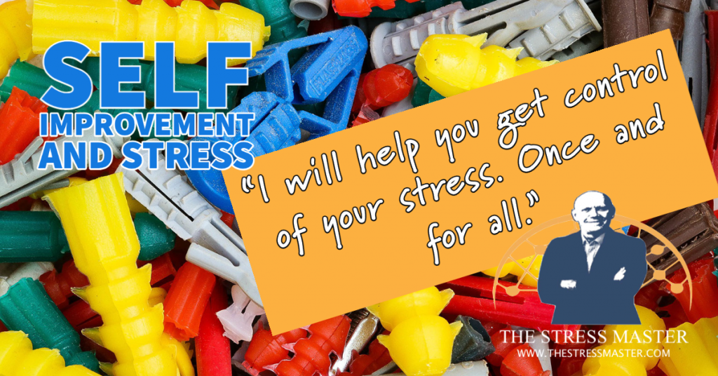 SELF IMPROVEMENT and STRESS 6