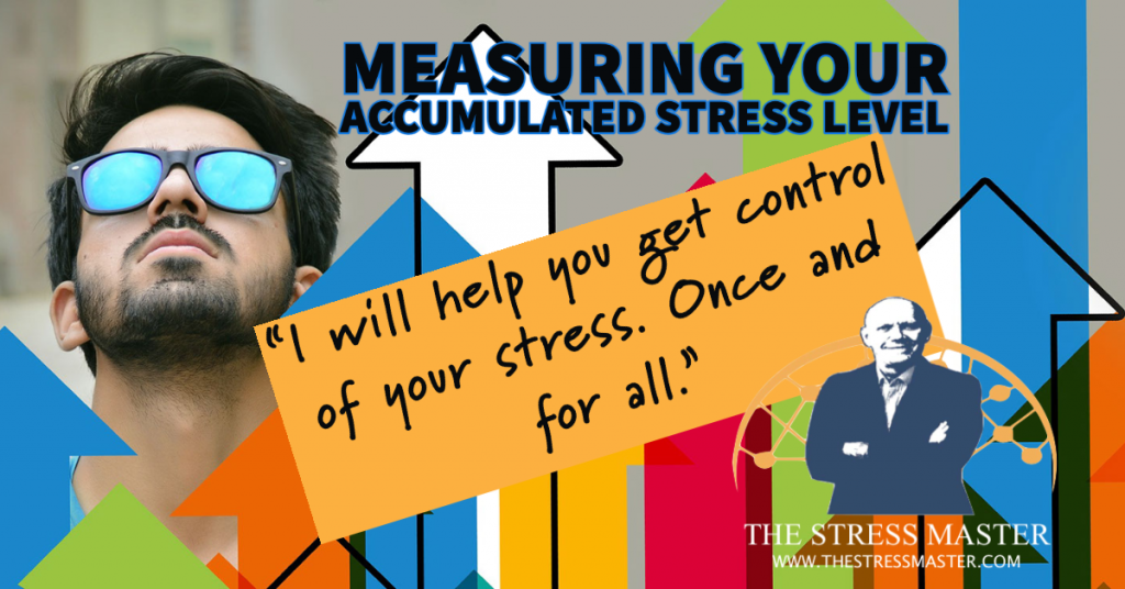 Measuring Your Accumulated Stress Level 4
