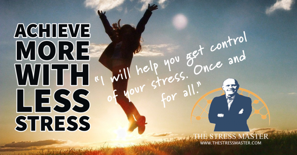 Achieve More With Less Stress 3