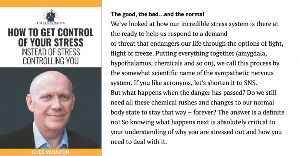 The Science Of Stress 1