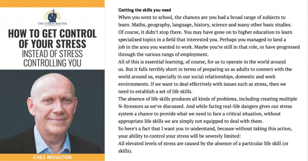 Life Skills and Stress 1