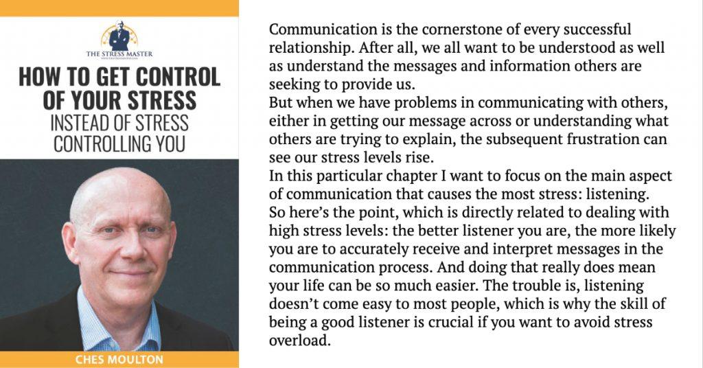 Communication and Stress 1