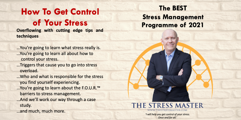 The Best Stress Management Programme of 2021 1